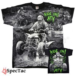 Tričko Ride On 4WD T-Shirt