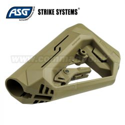 ATS M STOCK Tan Pažba ASG Strike Systems