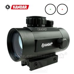 Kolimátor Kandar A3 Top Point 1x40RD Dot Sight