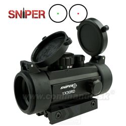 Kolimátor Sniper Top Point 1x30RD Dot Sight