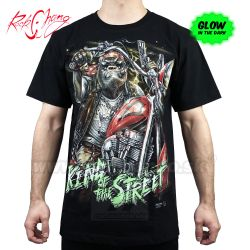 Tričko King of The Street Rock Chang GR678 T-Shirt
