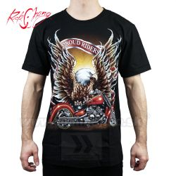 Tričko Proud Riders Rock Chang 4166 T-Shirt