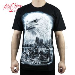 Tričko Ride Free Rock Chang 4523 T-Shirt