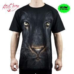 Tričko HD Black Puma Rock Chang HD35 T-Shirt