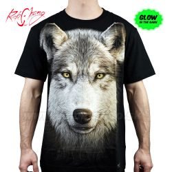 Tričko HD Wild Wolf Rock Chang HD01 T-Shirt