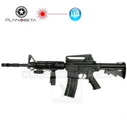 Airsoft M4 A1 Night Recon Equalizers Plan Beta manual 6mm