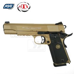 Airsoft Pistol STI Tac Master Desert CO2 GBB 6mm