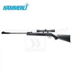 Vzduchovka Hämmerli Black Force 800 combo 4,5mm, Airgun rifle