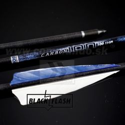 "Šíp EASTON CARBON ION 32"" pre luk, Carbon arrow"