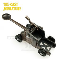 Mini katapult kovový No.9301 Die-Cast Miniature