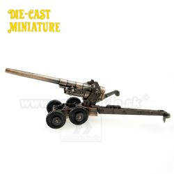 Mini kanón US M1 No.9310 Die-Cast Miniature