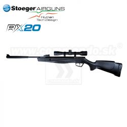Vzduchovka  STOEGER RX20 combo Synthetic 4,5mm 15J Airgun