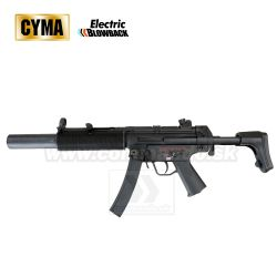 Airsoft Gun Cyma CM049 SD6 SMG MP5 AEG 6mm