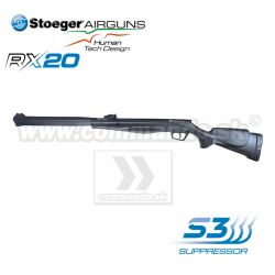 Vzduchovka  STOEGER RX20 S3 Synthetic 4,5mm 15J Airgun