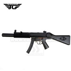 Airsoft Gun JG068MG MP5 SD5 AEG 6mm