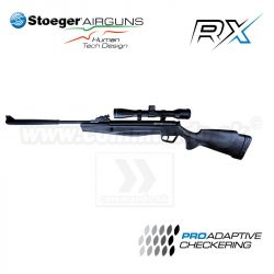 Vzduchovka  STOEGER RX5 combo Synthetic 4,5mm 7,5J Airgun