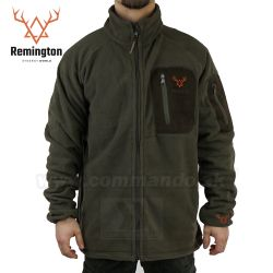 REMINGTON Flisová Bunda Fleece Jacket