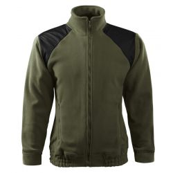 Unisex Fleece Jacket Hi-Q Adler Military