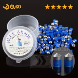 Elko Diabolo BLUE SHORT 90ks Type 2 4,5mm