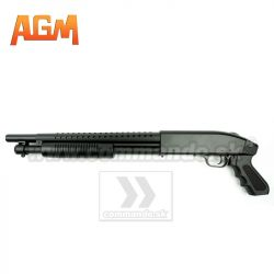 Airsoft ShotGun AGM Mossberg 500 Short MP003 6mm