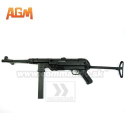 Airsoft AGM MP007 MP40 Full Metal AEG 6mm
