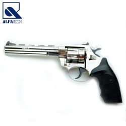 Alfa Proj 661 Revolver Nickel Flobert 6mm