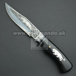 Columbia Knife Siberian Tiger Nôž Hunter LN284