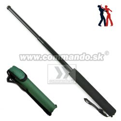 Teleskopický obušok Basic Black Foam Handle
