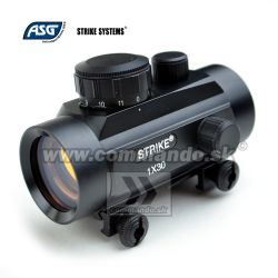 Kolimátor ASG Strike 1x30 Red Dot Sight  30mm