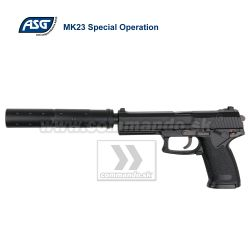 Airsoft Pistol MK23 Special Operation GNB 6mm