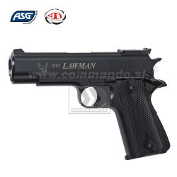 Airsoft Pistol STI Lawman Black GNB 6mm