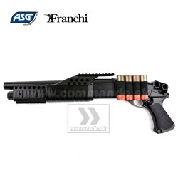 Airosft ShotGun FRANCHI Tactical ASG Brokovnica 6mm