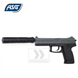 Airsoft Pistol DL60 MARK 23 Socom ASG 6mm
