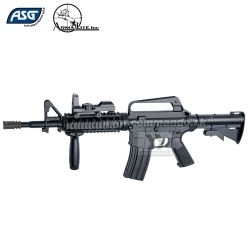 Airsoft Rifle Armalite M15 A1 Carbine Manual ASG 6mm