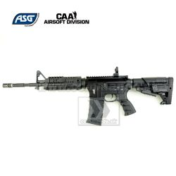 Airsoft CAA M4 Carbine Black Full Metal AEG 6mm