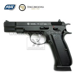 Airgun Pistol CZ 75 9mm Para Full Metal GBB 4,5mm