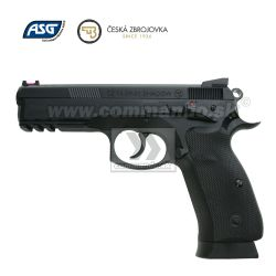 Airsoft Pistol CZ SP-01 Shadow Spring ASG HopUp 6mm