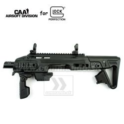 Airsoft CAA Roni G1 Black Glock konverzia Conversion
