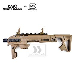 Airsoft CAA Roni G1 Tan Glock konverzia Conversion