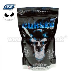 ASG Cursed Series 0,20g 1kg 5000ks BB guličky White 6mm