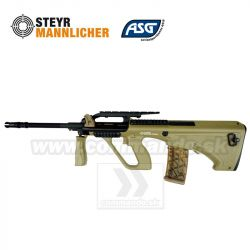 Airsoft Rifle STEYR AUG A2 Mannlicher TAN Proline AEG 6mm