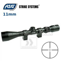 Puškohľad Strike Systems 3-9x40 11mm Scope Mount Rings