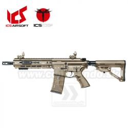 Airsoft Rifle ICS CXP-HOG Keymode Tan AEG 6mm