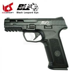 Airsoft Pistol ICS BLE-06 XAE Black GBB 6mm