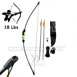 Reflexný Luk Bow Night Hunter I 112 cm 18 Lbs Set