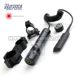 Hawke Tactical Red Laser Kit HK3502 + montáž