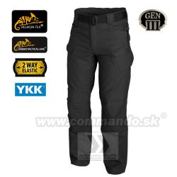 Helikon Tex  Urban Tactical Pants Black UTL nohavice