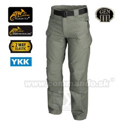 Helikon Tex  Urban Tactical Pants Olive Drab UTL polycotton nohavice