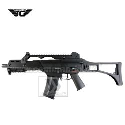 Airsoft JG G608 G36C V2 Black AEG 6mm