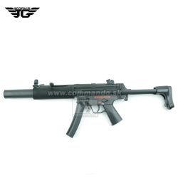Airsoft Gun JG067MG MP5 SD6 AEG 6mm